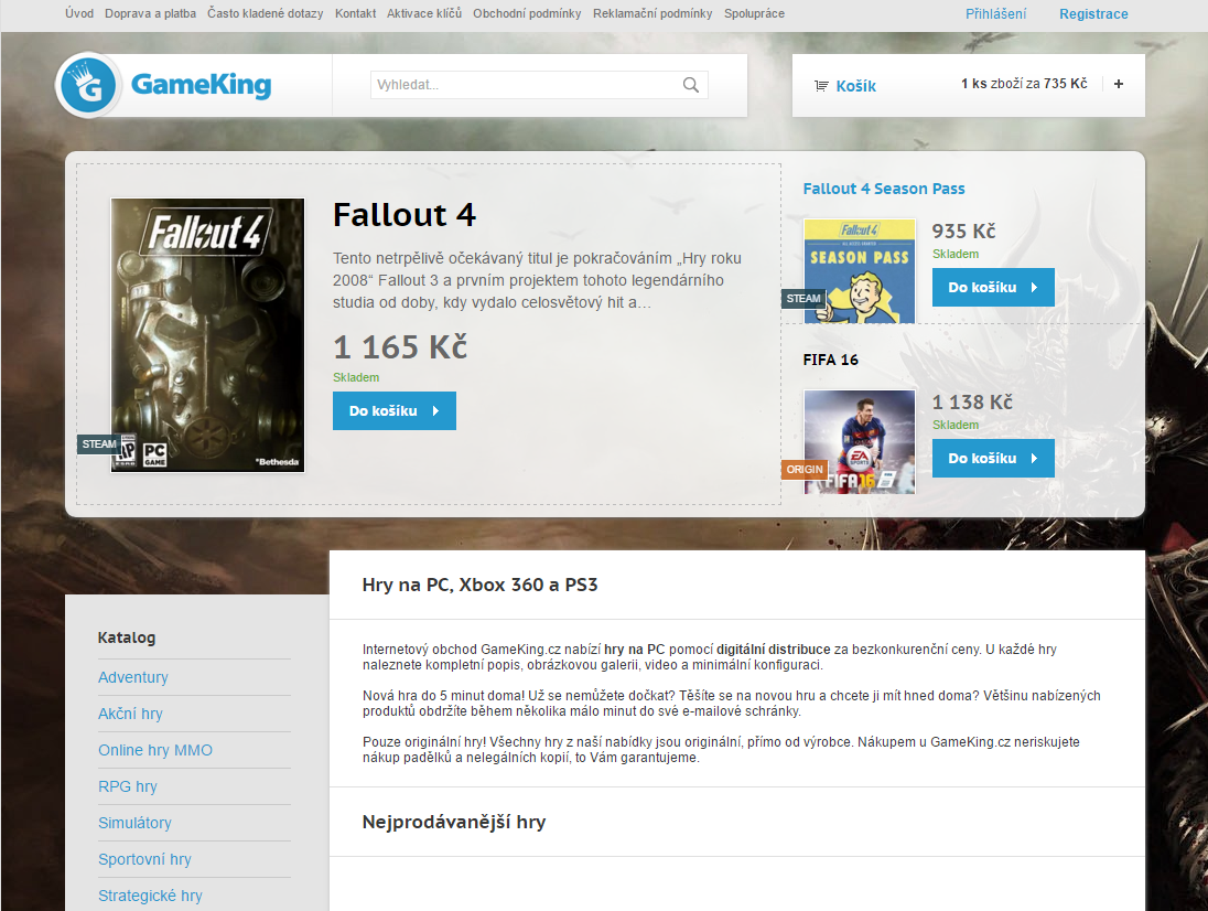 GameKing.cz